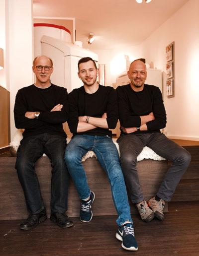 Team Heizung. © Schultheiß Haustechnik